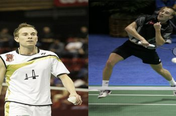 Famous Badminton Players - Peter Gade