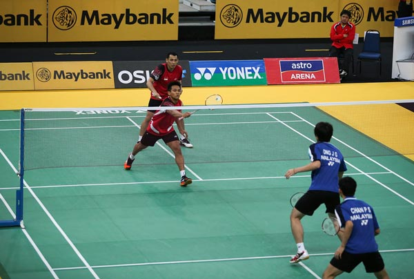 Badminton World Rankings - Top 10 Players