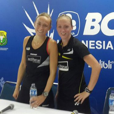 Badminton Player Eefje Muskens Calls Time On Career