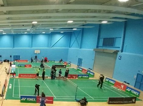 England's National Badminton Championships 2018 Returns To Wycombe Again
