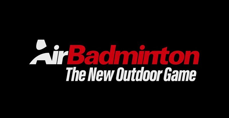 What is Air Badminton