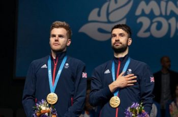 European Games 2019 - Badminton Round-up